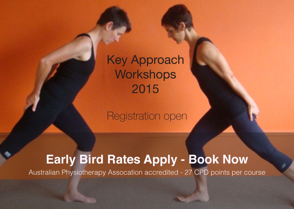 Registration open for Key Approach Workshops